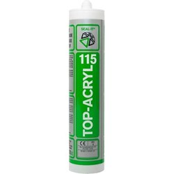 Afbeelding van Acrylkit Seal-It 115 Top-Acryl Wit 310ml                              24st